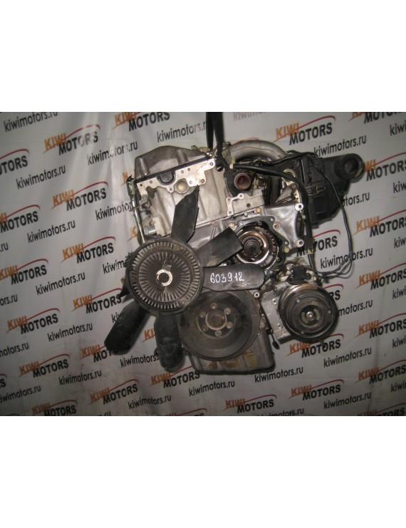Двигатель  Mersedes  3.0  603